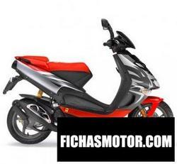 Imagen moto Aprilia sr 50 r street 2009