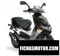 Imagen moto Aprilia sr 50 street 2007