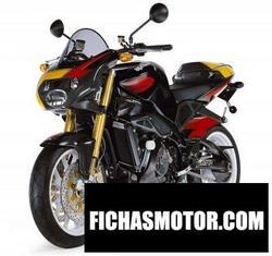 Imagen moto Aprilia tuono 1000 r Factory 2004