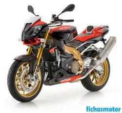 Imagen moto Aprilia tuono 1000 r Factory 2010