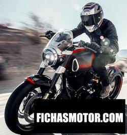 Imagen moto Arch 1s 2020