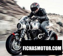 Imagen moto Arch Method 143 2020