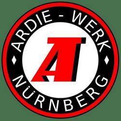Logo de la marca Ardie
