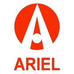 Logo de la marca Ariel
