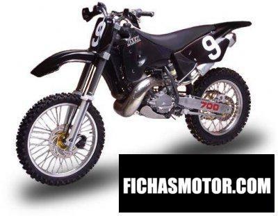 Imagen moto Atk 620 intimidator año 2008