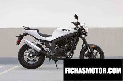 ATK GT250 specs - 2013, 2014 - autoevolution