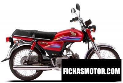 Imagen moto Atlas honda cd 70 año 2011