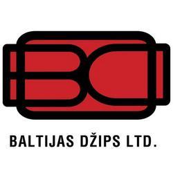 Logo de la marca Baltijas Dzips