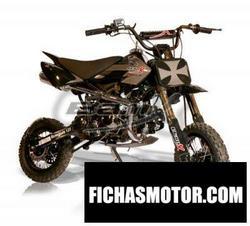Imagen moto BamX BX125-DB2 Renegade 2009