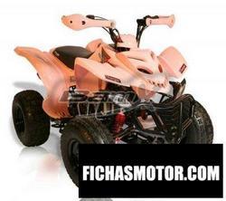 Imagen moto Bamx bx200-s charger 2010