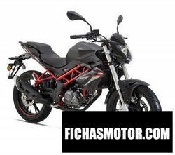 Imagen moto Benelli BN 125 2020