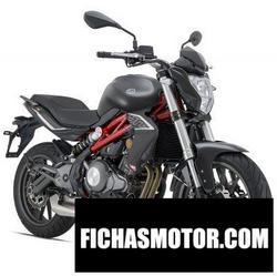 Imagen moto Benelli bn 302 2018