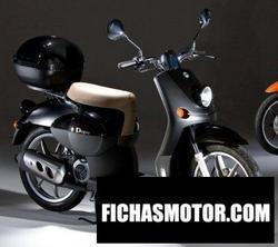 Imagen moto Benelli pepe 2006