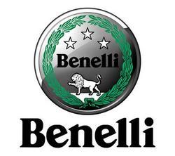 Logo de la marca Benelli