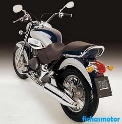 Imagen moto Beta euro 350 2006