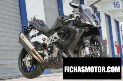 Imagen moto Bimota db7 oronero año 2013