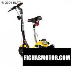 Imagen moto Blata blatino scooter small kit 2007