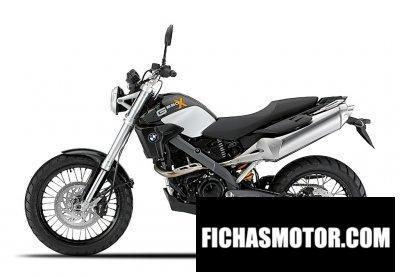 Imagen moto Bmw g 650 xcountry año 2008