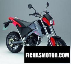 Afbeelding motorfiets Bmw g650x moto 2007