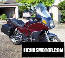 Imagen moto Bmw k 1100 lt high line 1998