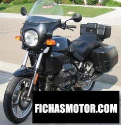 Imagen moto Bmw k 75 1993