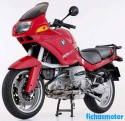 Imagen moto Bmw r 1100 rs 1993