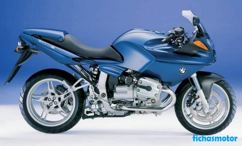 Imagen moto Bmw r 1100 s año 2004