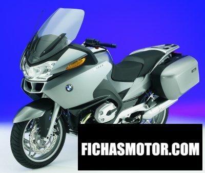 Imagen moto Bmw r 1200 rt año 2006