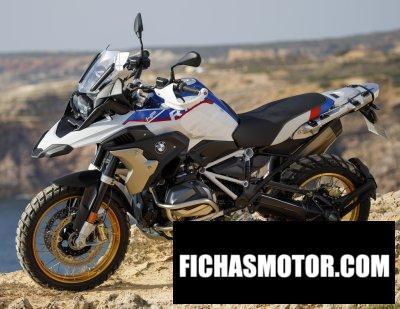 Imagen moto BMW R 1250 GS HP año 2019