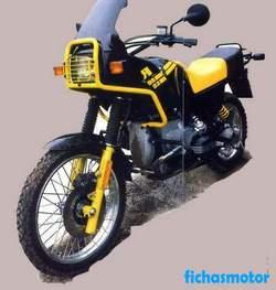 Imagen moto Bmw r 80 gs 1991