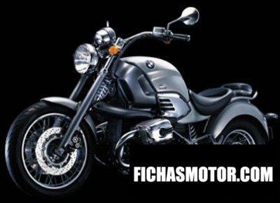 Imagen moto Bmw r 850 avantgarde c año 2002
