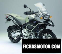 Imagen moto Bmw r1200gs adventure 2007