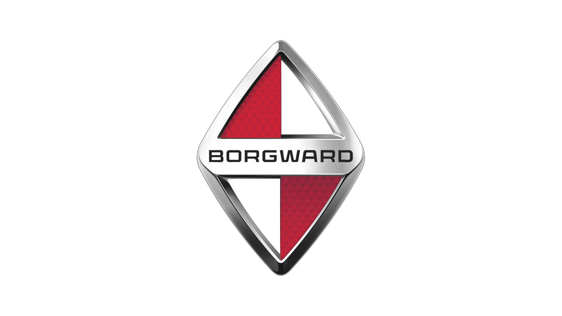 Imagen logo de Borgward