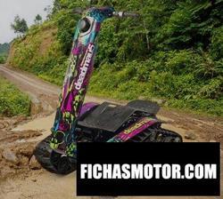 Imagen moto Bpg dtv shredder trail 2017