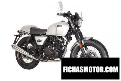 Obraz motocykla Brixton BX 125 R rok 2019