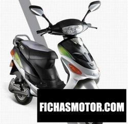 Imagen moto Bsa motors roamer nxg 2011