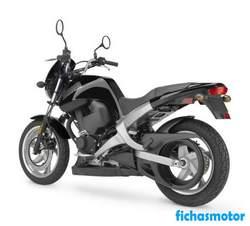 Imagen moto Buell Blast 2005