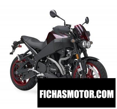 Precio y ficha técnica de la moto Buell Lightning CityX