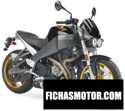 Precio y ficha técnica de la moto Buell Lightning XB 12 S