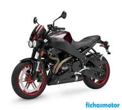 Imagen moto Buell XB12Ss Lightning Long 2010