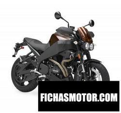 Imagen moto Buell xb12sx lightning city x 2010