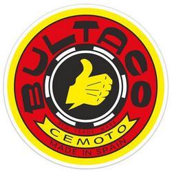 Logo de la marca Bultaco