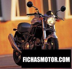 Imagen moto Cagiva raptor 1000 2006