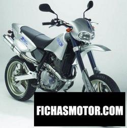Imagen moto Ccm r30 2003