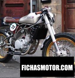 Imagen moto CCM Spitfire Cafe Racer 2019