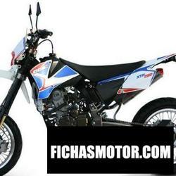 Imagen moto Ccm x-tr250 2008