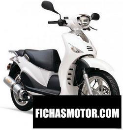 Imagen moto Cf moto 150 e-jewel automatic - cf150t 2007