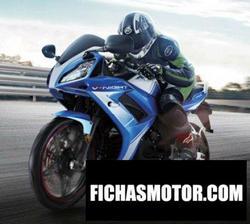 Imagen moto Cf moto v-night 2012
