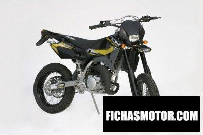 Imagen moto Ch racing wsm 50 año 2010