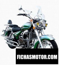 Imagen moto Chang-jiang bd 150-2 2007